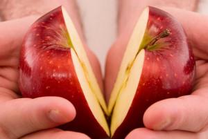 яблочный способ объяснения музыкальных длительностей