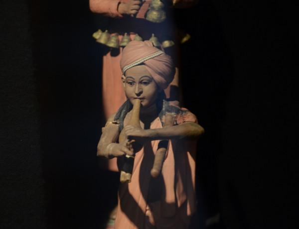 музыкальная статуэтка